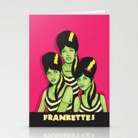 Frankettes Stationery Cards