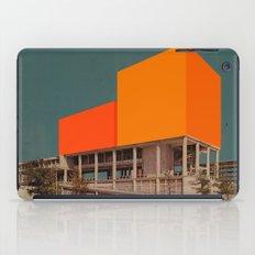 Block 16 iPad Case