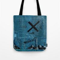 TIME OUT 58 Tote Bag