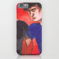 iPhone & iPod Case featuring I See Double, There's No Trouble by Anna Gogoleva