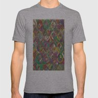 Minimalism Is On A Decli… Mens Fitted Tee Athletic Grey SMALL