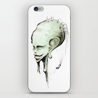 _mind iPhone & iPod Skin