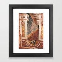 Inner Cities: Hall Of Th… Framed Art Print