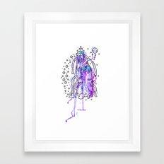 Squishy Framed Art Print