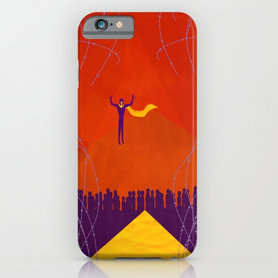 Magneto Was Right  iPhone & iPod Case