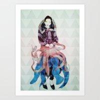Mertha Art Print