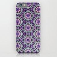 Purple Delight iPhone 6 Slim Case