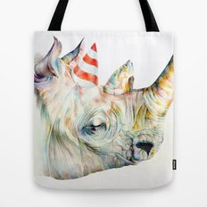 Rhino's Party Tote Bag