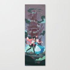 Return of the Heart Canvas Print