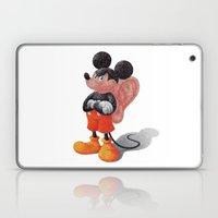 Mickey's Third Ear  Laptop & iPad Skin