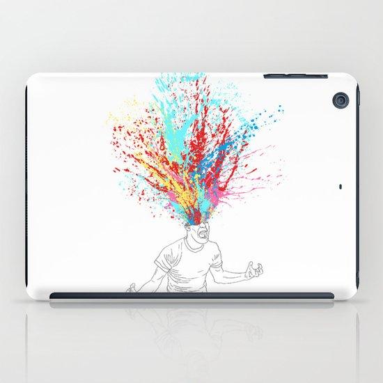 Scream Redux iPad Case