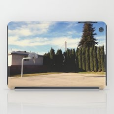 Basketball Court iPad Case
