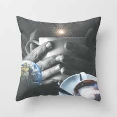 Universe House Blend Throw Pillow