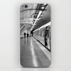 Paris, métro iPhone & iPod Skin