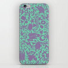 Synapses iPhone & iPod Skin