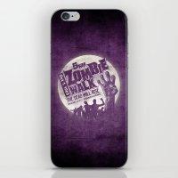 Zombie Walk iPhone & iPod Skin