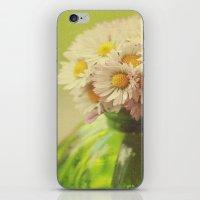Flowers In The Window iPhone & iPod Skin