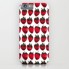 little strawberries Slim Case iPhone 6s