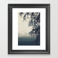 A Lovely Gloom Framed Art Print