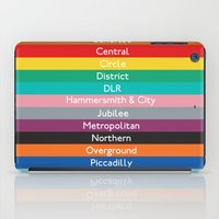 London Underground iPad Case
