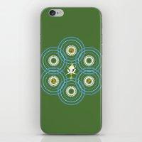 #251 Celebi ~ TIME iPhone & iPod Skin