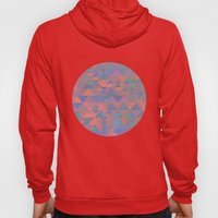 Delta Tribe - Pink Hoody