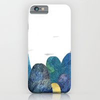 iPhone & iPod Case featuring the moutains are comming by Tina Siuda