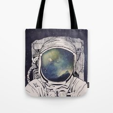 Dreaming Of Space Tote Bag