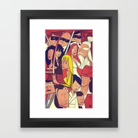Kill Bill Framed Art Print