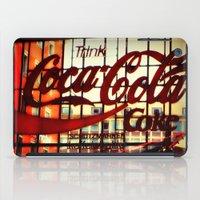 Trink Coca~Cola iPad Case