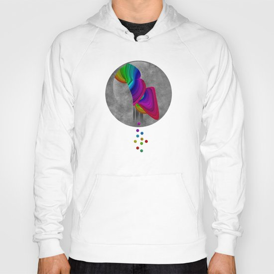 Over the rainbow Hoody