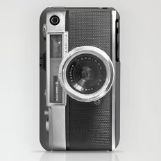 Camera iPhone (3g, 3gs) Slim Case