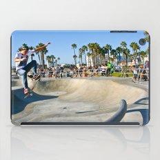 Venice Skate Park iPad Case