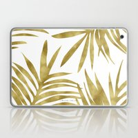 Gold Palm Laptop & iPad Skin