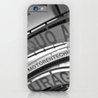 Motorentechnik iPhone 6 Slim Case