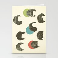 Hair Today, Gone Tomorro… Stationery Cards