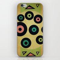 carpet pattern iPhone & iPod Skin