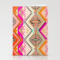 MARKER SOUTHWEST SUN Stationery Cards