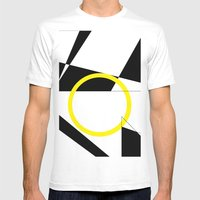 sunlight Mens Fitted Tee White SMALL
