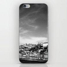 home, Porto iPhone & iPod Skin