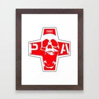 PA II Framed Art Print