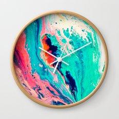 Backlash Wall Clock