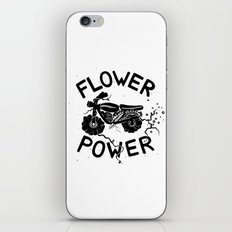 Floral Fuel iPhone & iPod Skin