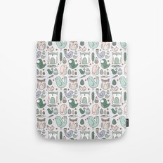 Little Birdies Tote Bag