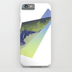 Triangle Mountains Slim Case iPhone 6s