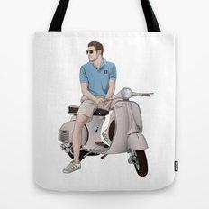 Vespa Lover Tote Bag