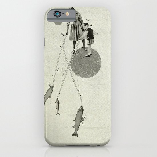 April   Collage iPhone & iPod Case