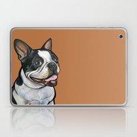Snoopy the Boston Terrier Laptop & iPad Skin