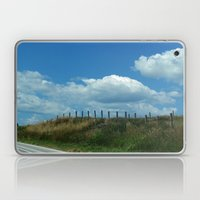 The Clouds Are Not Fence… Laptop & iPad Skin