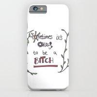 Sometimes... iPhone 6 Slim Case